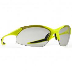 Demon 832 Dchrom Photochromatic, sunglasses, yellow