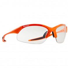 Demon 832 Photochromatic, sunglasses, shinny neon orange