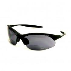Demon 832 Sykkelsolbriller, m. lesefelt, Sort