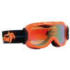 Demon Magic ski goggle, junior, lime