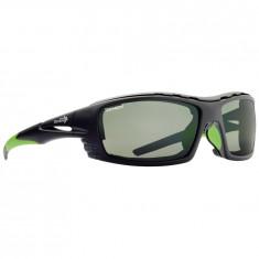 Demon Outdoor, sunglasses, matt black green