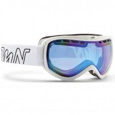 Demon Raptor OTG ski goggle, matt white