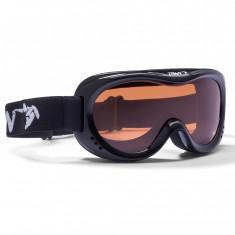 Demon Snow 6 Skibriller, Junior, Black