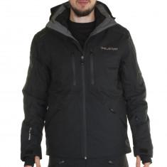 DIEL Aspen ski jacket, men, black