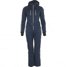 DIEL Fable, ski overall, women, dark blue