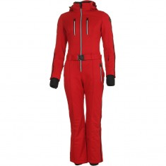 DIEL Fable, ski overall, women, red