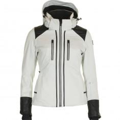 DIEL Farida, ski jacket, women, off white