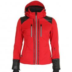 DIEL Farida, ski jacket, women, red
