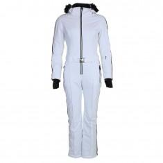 DIEL Felice, ski overall, women, white