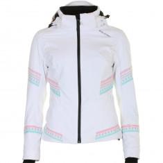 DIEL Feya ski jacket, women, white