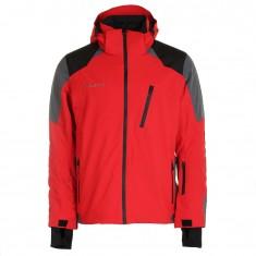 DIEL Méribel ski jacket, men, red