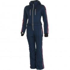 DIEL Sia ski suit, women, blue