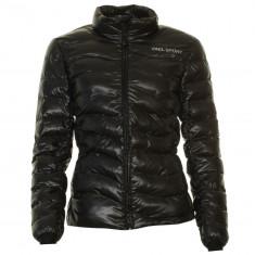 DIEL Womens artificial down jacket, black