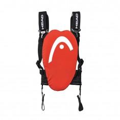 Head Flexor JR vest, back protector, red/black