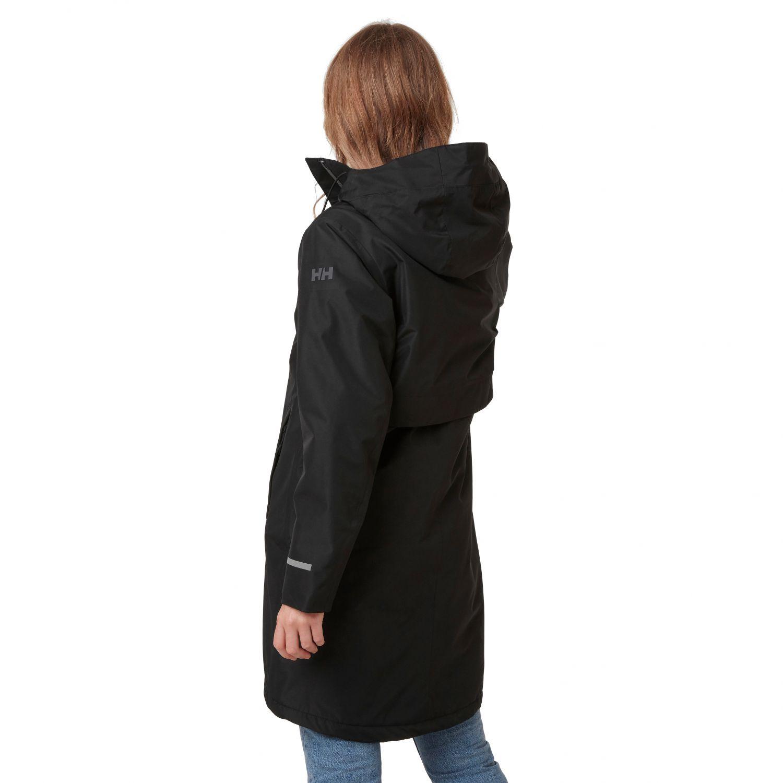 Helly Hansen Aspire Rain Coat, women, black