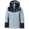Helly Hansen Divine ski jacket, junior, magenta haze