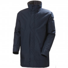 Helly Hansen Dubliner insulated long, rainjacket, men, navy