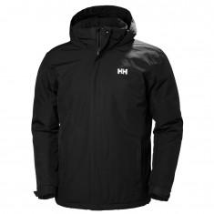 Helly Hansen Dubliner insulated rainjacket, men, black