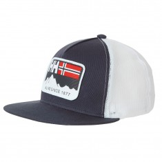 Helly Hansen Flatbrim Trucker Cap, Blue, Onesize