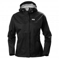 Helly Hansen Loke rain jacket, women, black