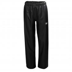Helly Hansen Moss, rain pants, junior, black