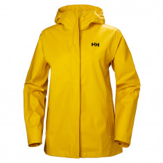 Helly Hansen Moss Regnjakke, Dame, Essential Yellow