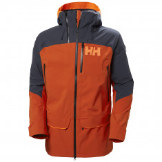 Helly Hansen Ridge 2.0, shell jacket, men, patrol orange