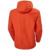 Helly Hansen Seven J, regnjakke, herre, orange