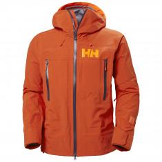 Helly Hansen Sogn 2.0, shell jacket, men, patrol orange