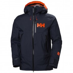 Helly Hansen Sogn shell jacket, men, navy