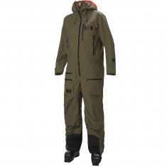 Helly Hansen Ullr Chugach Powder suit, herre, khaki