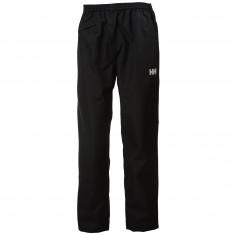 Helly Hansen Aden pant, rain pants, black