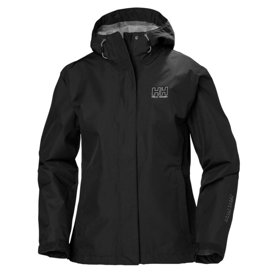 Helly Hansen Seven J Rain Jacket, black