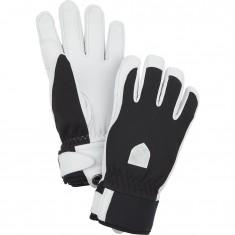 Hestra Army Leather Patrol ski gloves, women, black