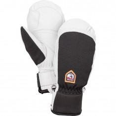 Hestra Army Leather Patrol ski mitten, black