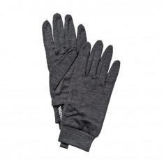Hestra Merino Wool Liner Active, grey