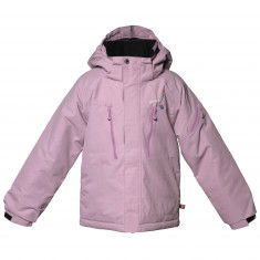 Isbjörn Helicopter ski jacket, junior, frost pink