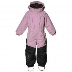 Isbjörn Penguin Snowsuit, frost pink