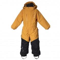 Isbjörn Penguin Snowsuit, saffron