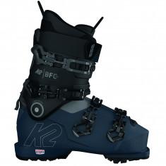 K2 BFC 100, ski boots, men, dark blue