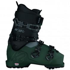 K2 BFC 85, Skistøvler, Dame, Dark Green