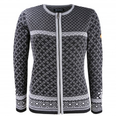 Kama Freja Merino Sweater, Dame, Black