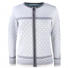 Kama Freja Merino Sweater, Dame, White