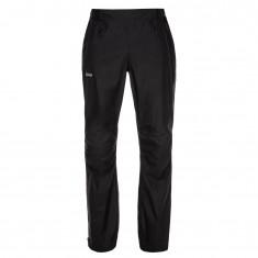 Kilpi Alpin, rain pants, unisex, black