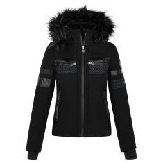 Kilpi Aniela, ski jacket, women, black