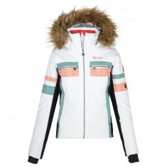 Kilpi Aniela, ski jacket, women, white
