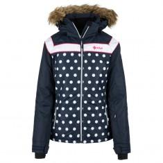Kilpi Babu-W, skijacket, women, dark blue
