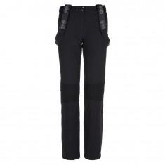 Kilpi Dione, softshell ski pants, women, black