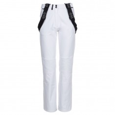 Kilpi Dione, softshell ski pants, women, white