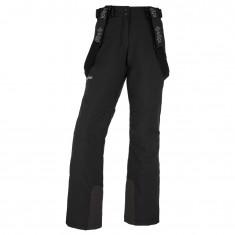Kilpi Elare-W, womens ski pants, black